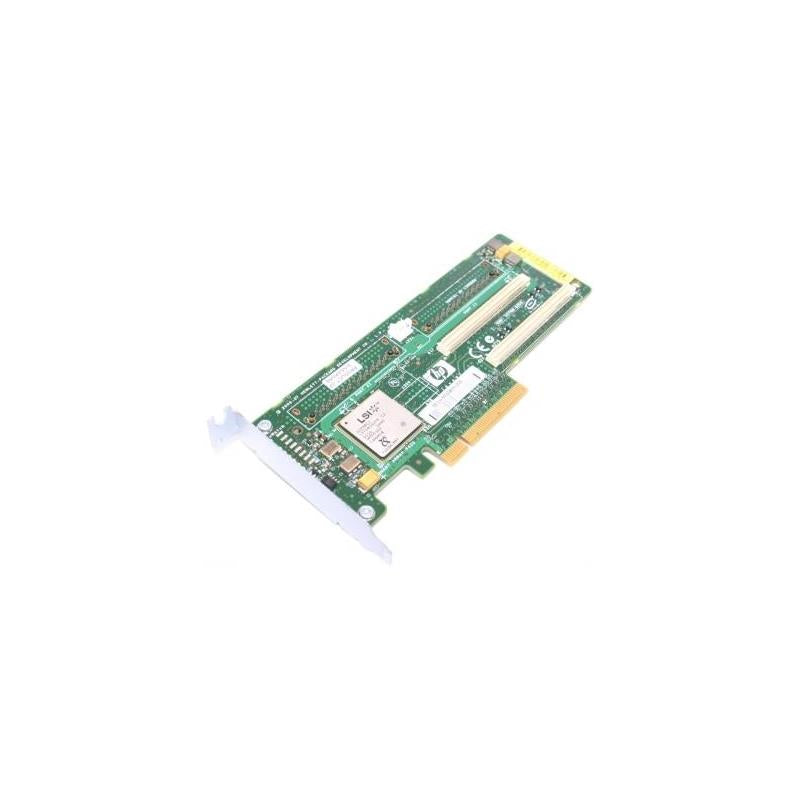 HP 412201-001 Sas Backplane Board For Proliant Dl360 G5