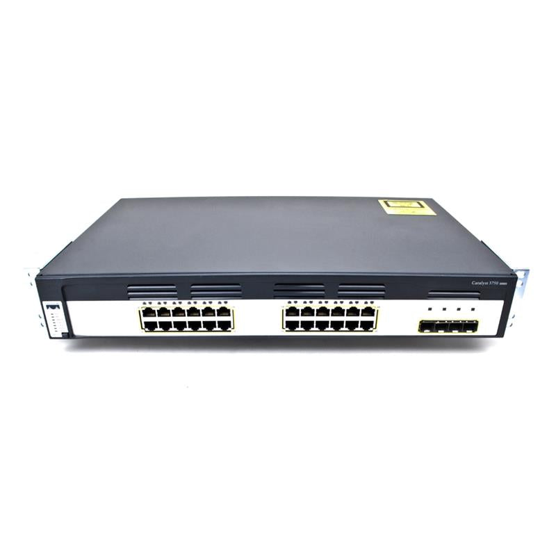 Cisco Ws-C3750G-24Ts-E Switch - 3750G