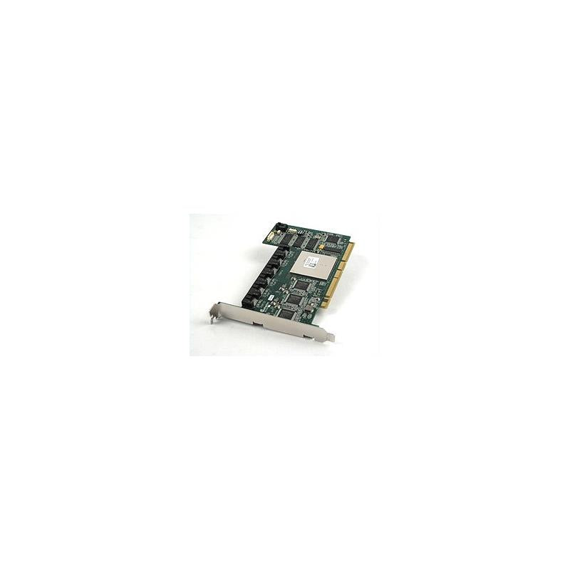 DELL D9872 6Channel Pci 64Bit 66Mhz Sata Raid Controller Card Only