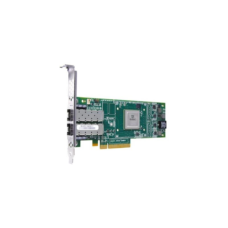 LENOVO 00Y3341 16Gb Dual Port Fiber Channel Host Bus Adapter With Standard Bracket Card Only