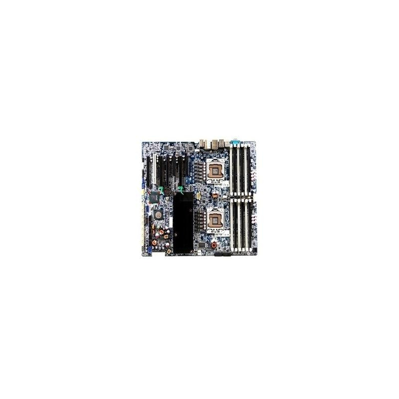 Hp 461437-001 System Board Ioh Pcieandamp Pcie2 Qpi For Z800 Workstation