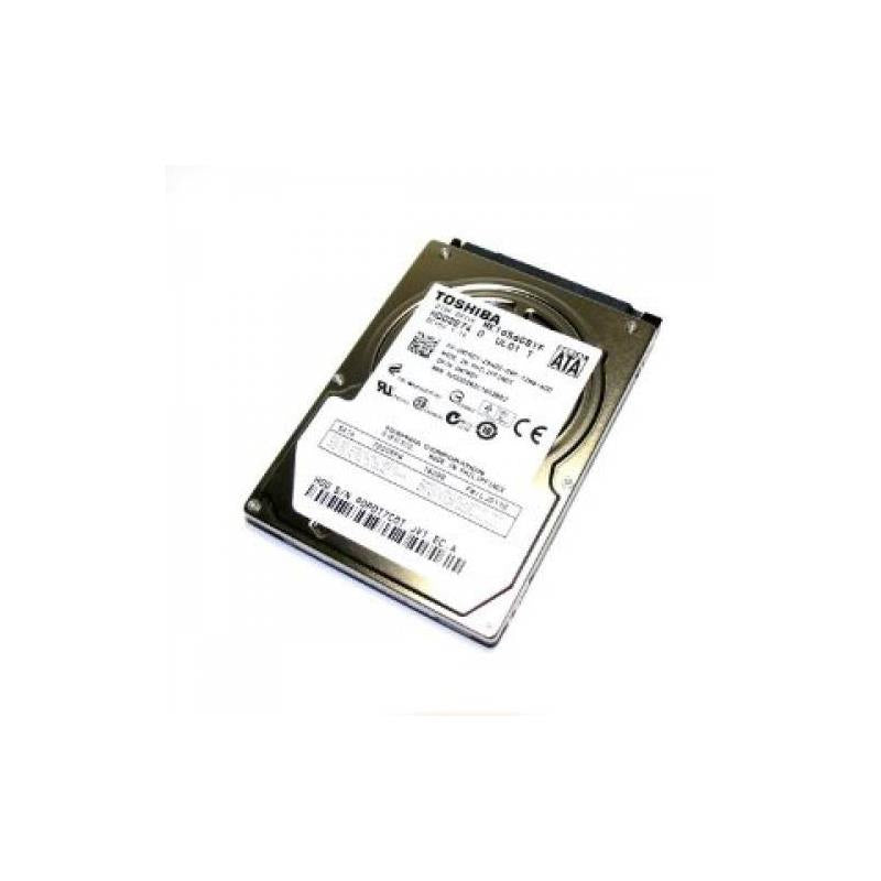 TOSHIBA Mk1656Gsy 160Gb 7200Rpm 16Mb Buffer 2.5Inch Sata300 Notebook Drive