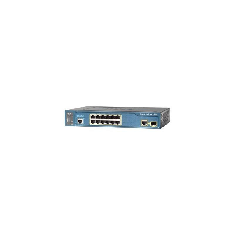 Cisco Ws-C3560-12Pc-S Switch - 3560
