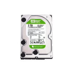 Western Digital New With Standard Mfg Warranty. Caviar Green 3Tb 5400Rpm(lipower) Sata6Gbps Hard Disk Drive. 64Mb Buffer 3.5 Inch Form Factor Low Profile (1.0 Inch)