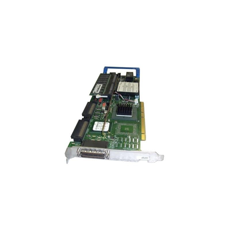 DELL 044Txf Perc2 Dual Channel Pci Scsi Controller Board Only