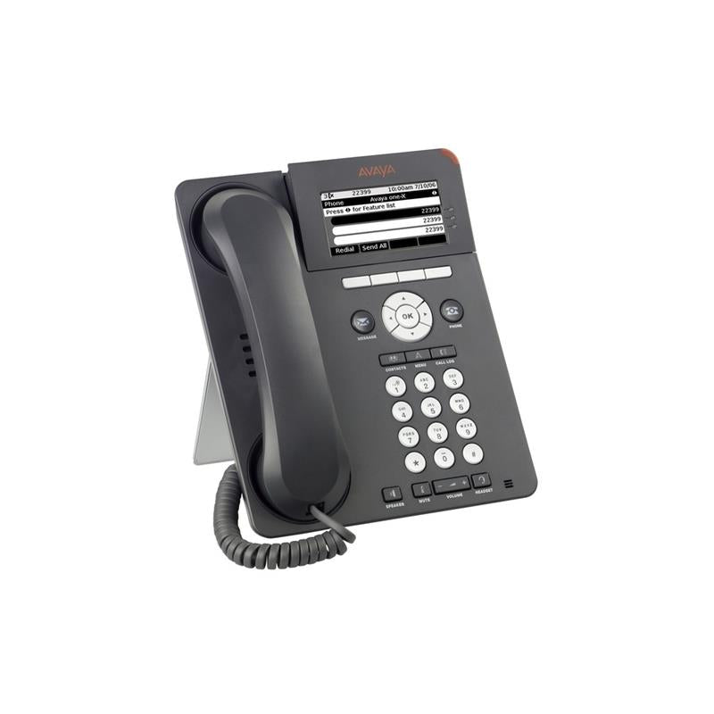 AVAYA 700426711 Onex Deskphone Edition 9620 Ip Telephone Voip Phone Charcoal Gray