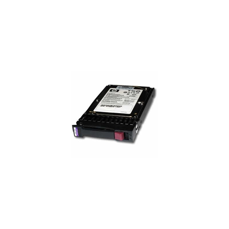 HP 518216-001 73Gb 15000Rpm Sas6Gbits 2.5Inch Sff Dualport Hotplug Hard Drive With Tray