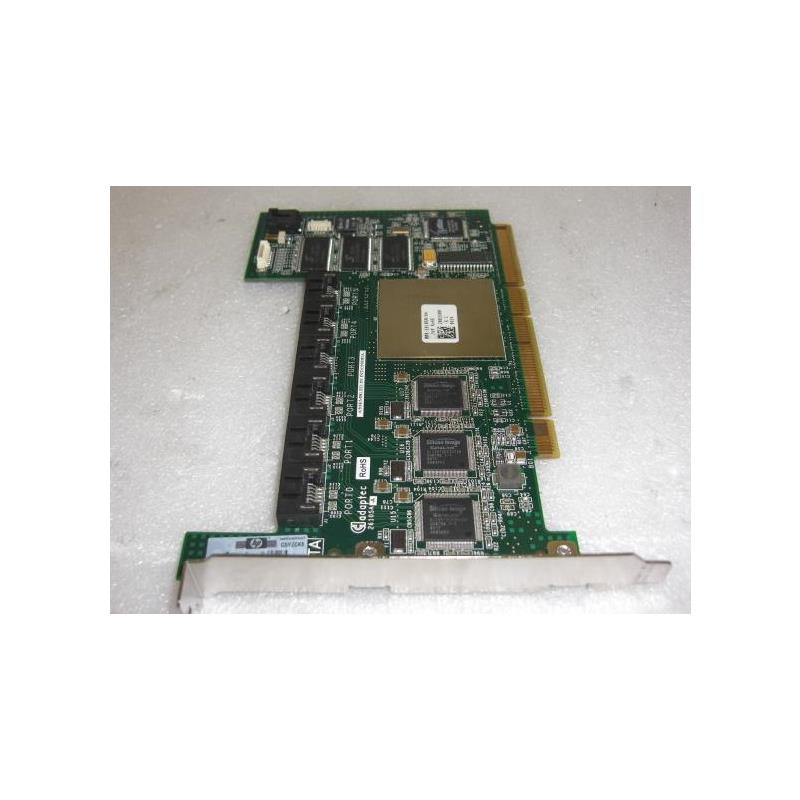 HP 412801-001 6Channel 64Bit 66Mhz Pci Sata Raid Controller Card Only