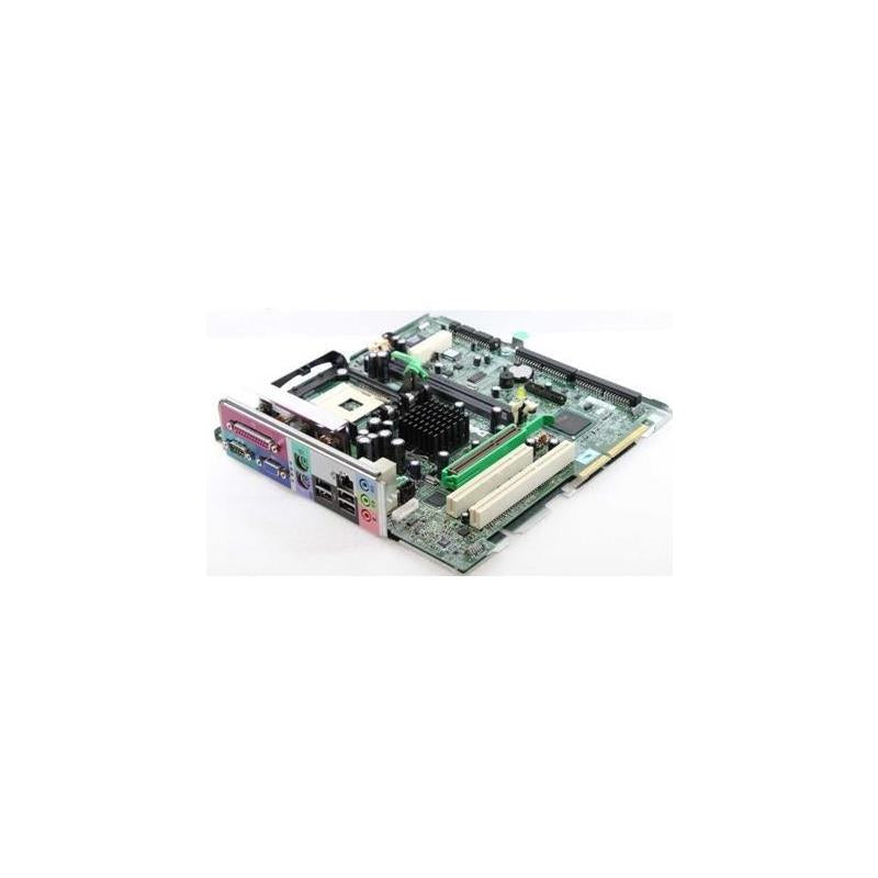 Dell 1T657 System Board,Socket 478, For Dimension 510