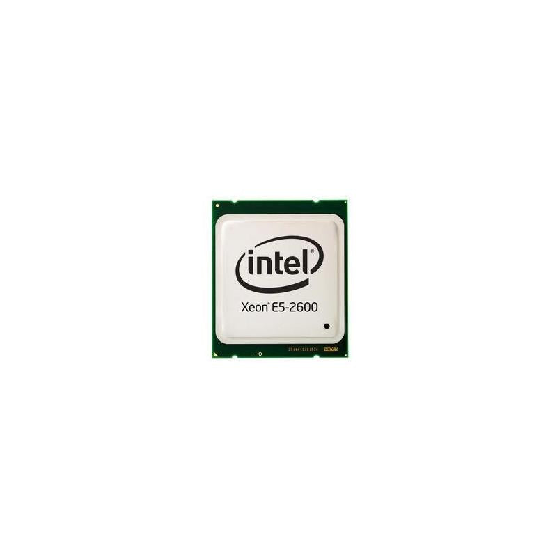 HP 670525-001  Xeon 8Core E52660 2.2Ghz 20Mb L3 Cache 8Gt By S Qpi Socket Fclga2011 32Nm 95W Processor Only