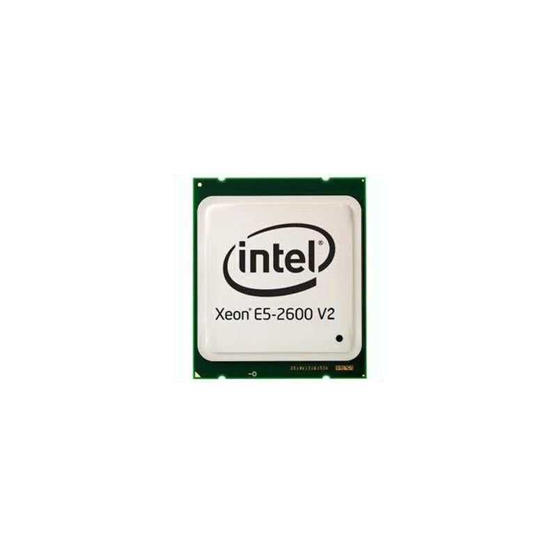 HP 715216-B21  Xeon 10Core E52670V2 2.5Ghz 25Mb L3 Cache 8.0Gt By S Qpi Speed Socket Fclga2011 22Nm 115W