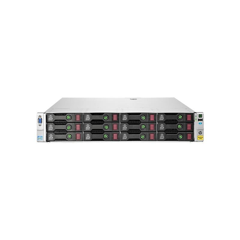 HP B7E26A Storevirtual 4530 San Array 12 X 600Gb Hdd Installed 7.20 Tb Installed Hdd Capacity