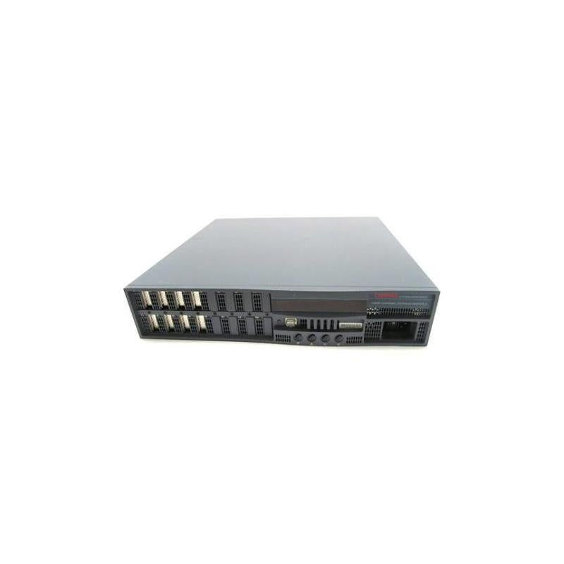 HP 127552-B21 8 Port Fiber Channel San Switch For Storageworks Arid Array 8000Andamp 12000