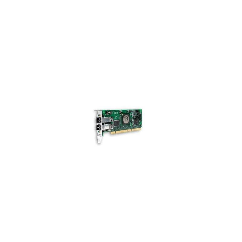 HP FC1243 4Gb Dual Channel Pcix 2.0 Fibre Channel Host Bus Adapter With Standard Bracket Card Only