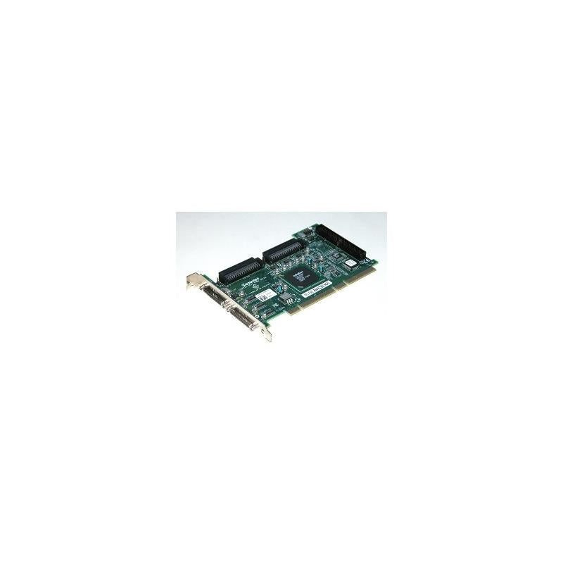 DELL 0360Mg 39160 Dual Channel Pci Ultra160 Scsi Controller Card Only