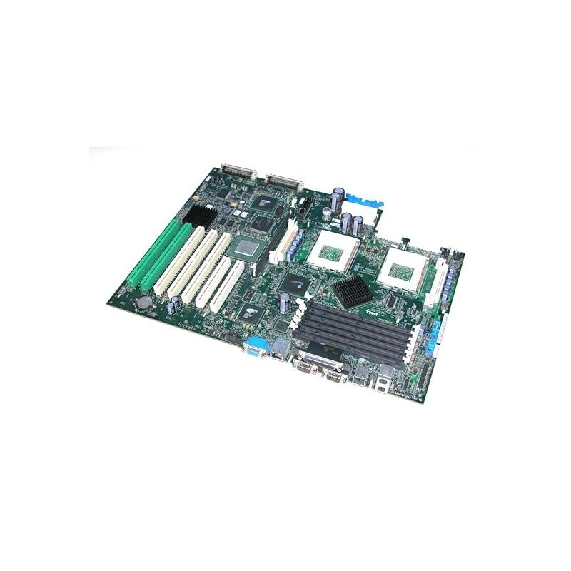 DELL 7F435  System Board For Poweredge 2500