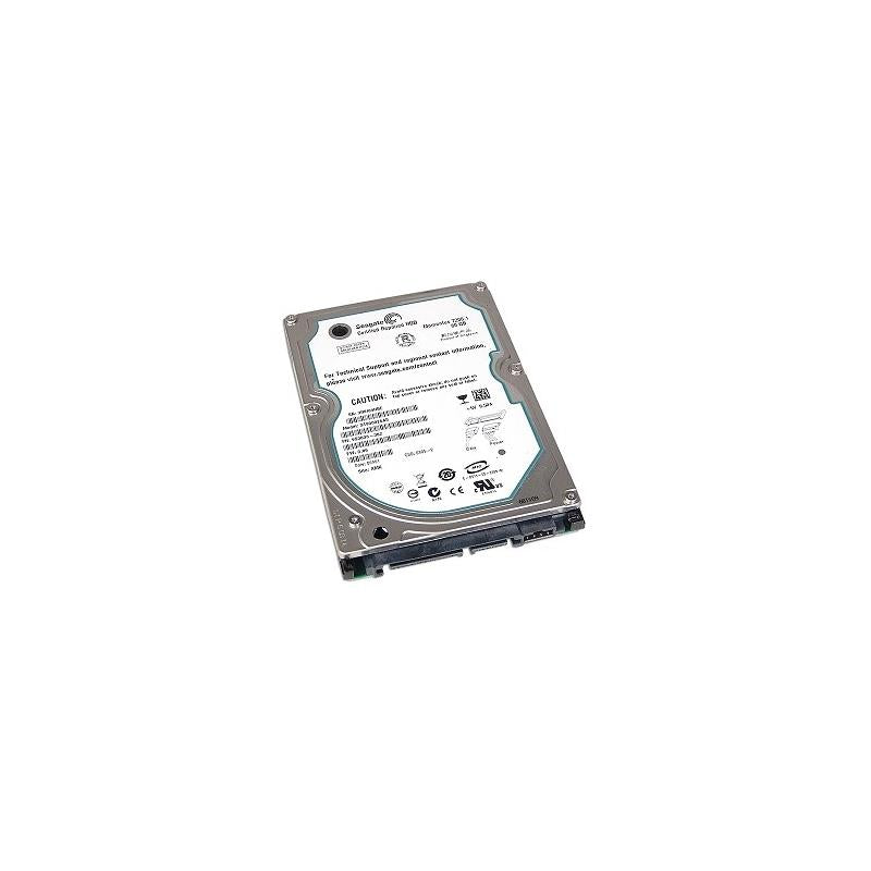 SEAGATE St980825As Momentus 80Gb 7200 Rpm Sata Notebook Disk Drive For Laptop. 8Mb Buffer 2.5 Inch 9.5Mm Height