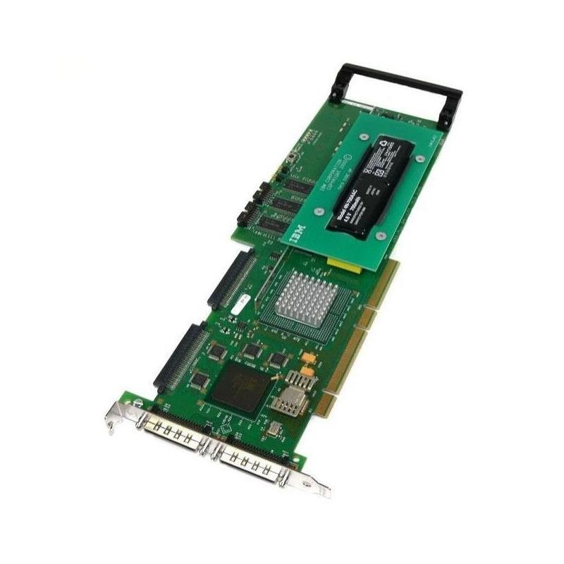 IBM 06P5736 Serveraid 4Mx Dual Channel Ultra160 Scsi Raid Controller Card