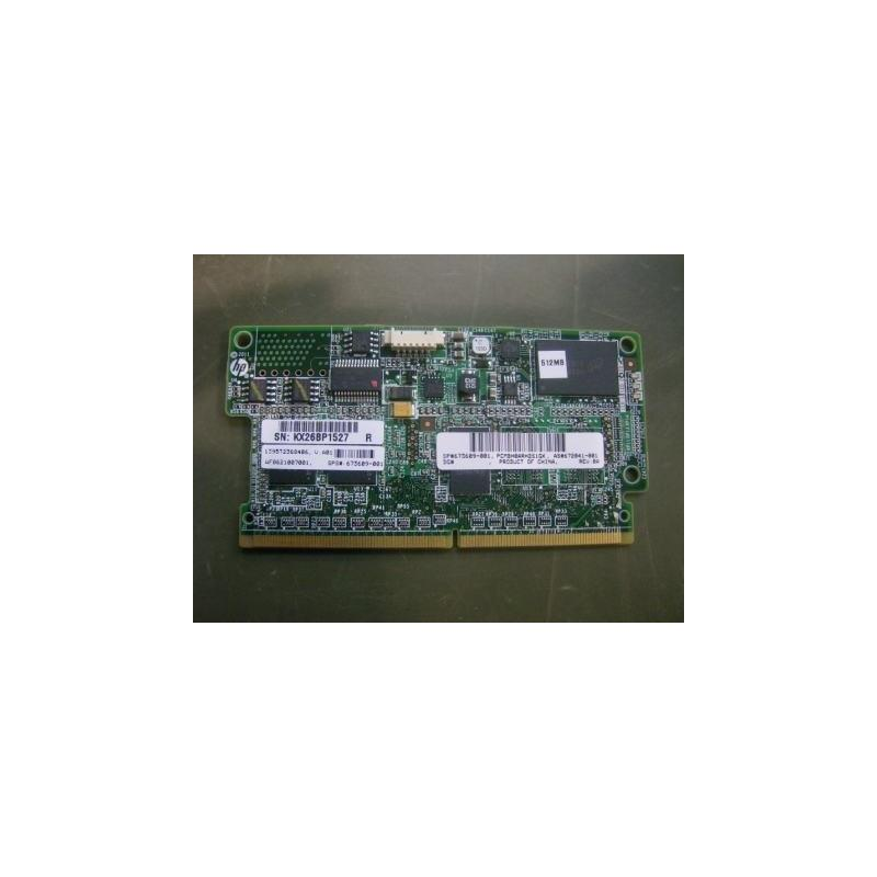 HP 673609-001 512Mb Cache Module For Smart Array P721M