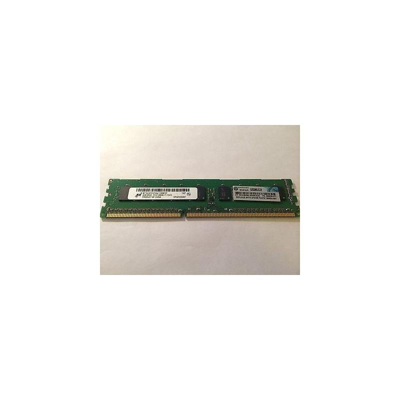 HP 669238-071 4Gb 1 X 4Gb 1600Mhz Pc312800 Cl11 Dual Rank Ecc Unbuffered Ddr3 Sdram Dimm Genuine
