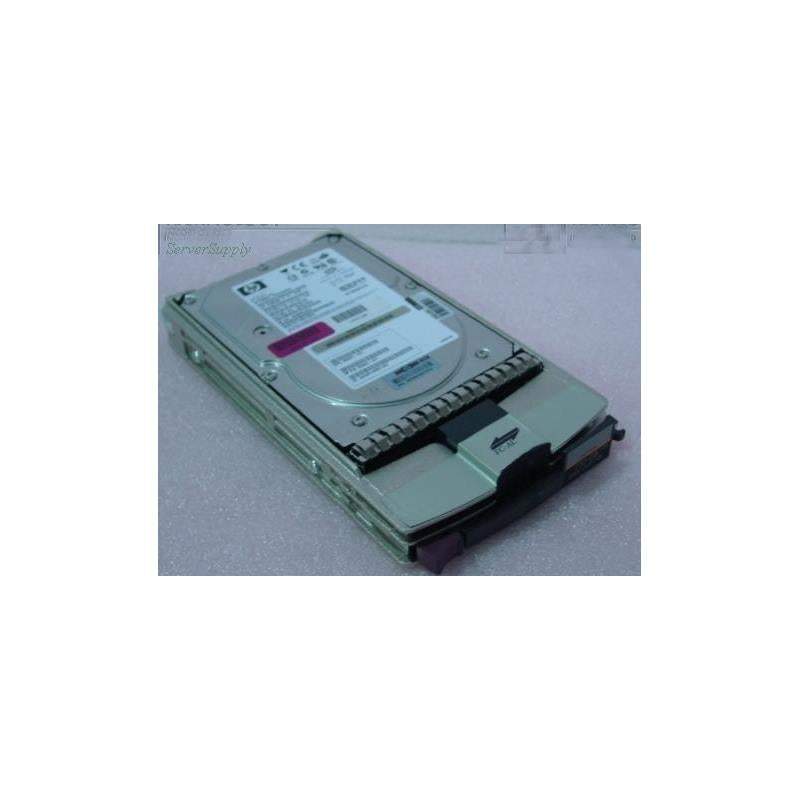HP 159138-001 36.4Gb 10000Rpm 80Pin Wide Ultra Scsi3 Sbb 1.6Inch Hot Pluggable Hard Drive With Tray