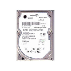 SEAGATE St98823As 80Gb 5400Rpm Serial Ata150 (Sata) Notebook Hard Disk Drive. 8Mb Buffer 2.5Inch Form Factor 9.5Mm High