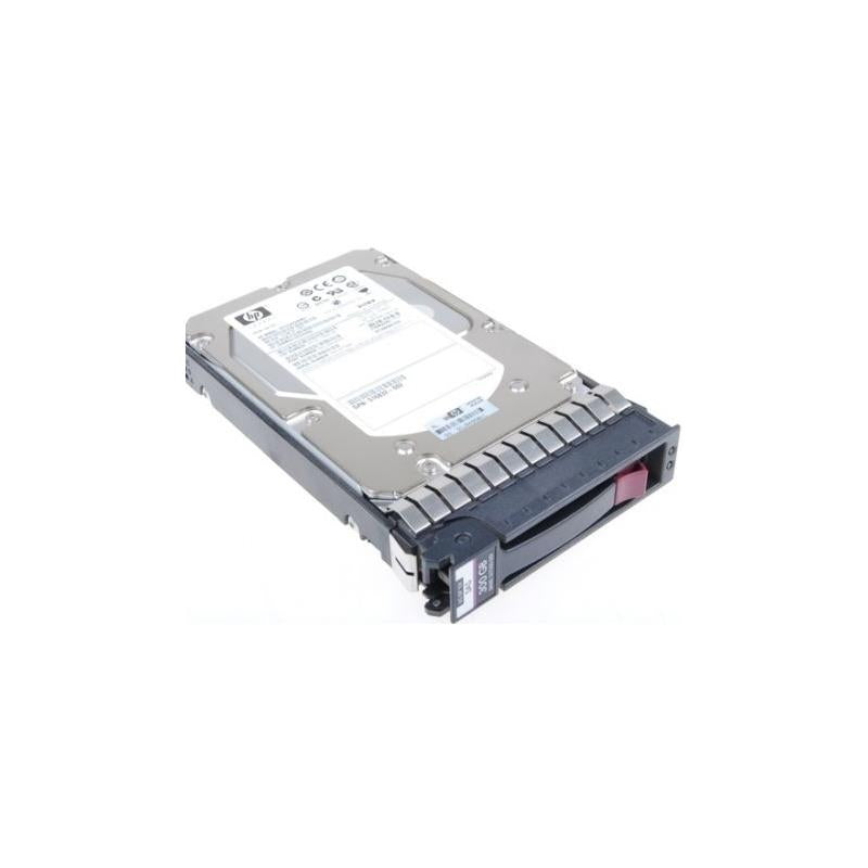 HP 652599-003 300Gb 15000Rpm Sas 6Gbits Sff 2.5Inch Sc Enterprise Hot Pluggable Hard Drive With Tray