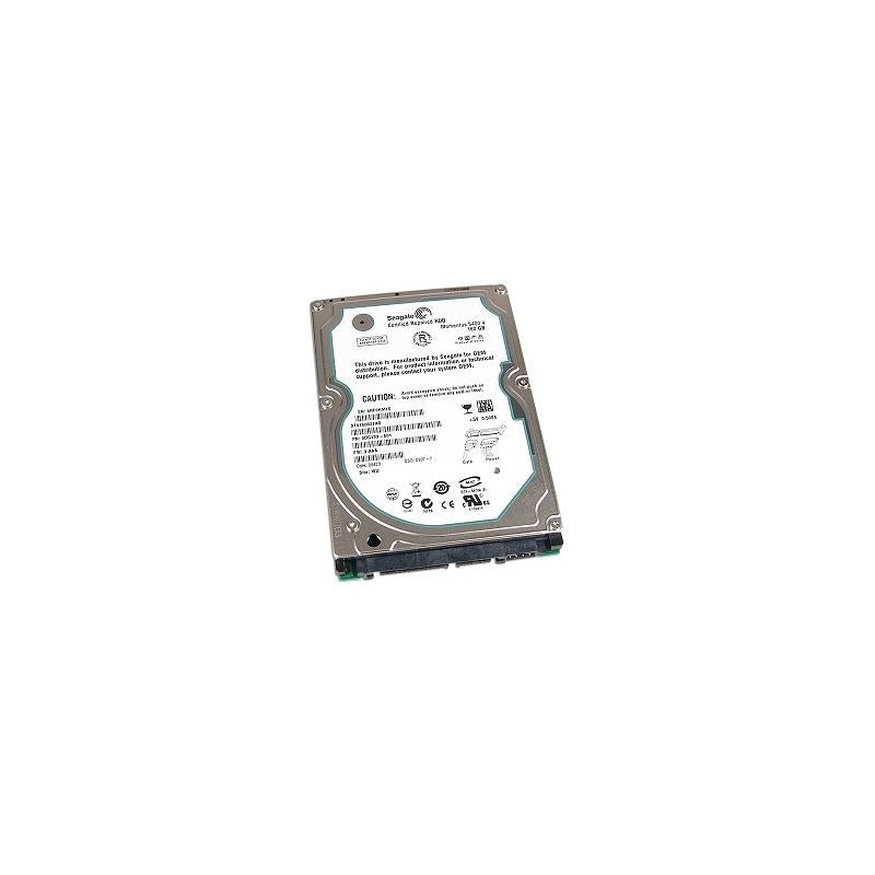 SEAGATE St9160827As Momentus 160Gb 5400Rpm Serial Ata300 (Sataii) Ncq 2.5Inch Form Factor 8Mb Buffer Internal Hard Disk Drive