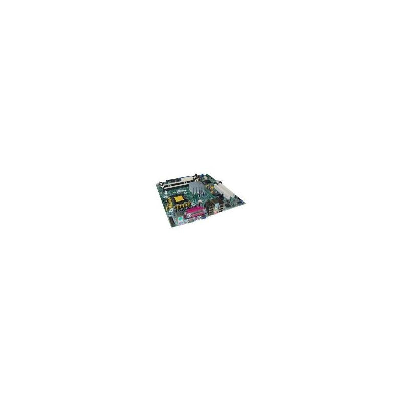 Hp 410506-001 P4 System Board Socket 775 Audio By Video By Lan For Dx2200 Microtower Pc