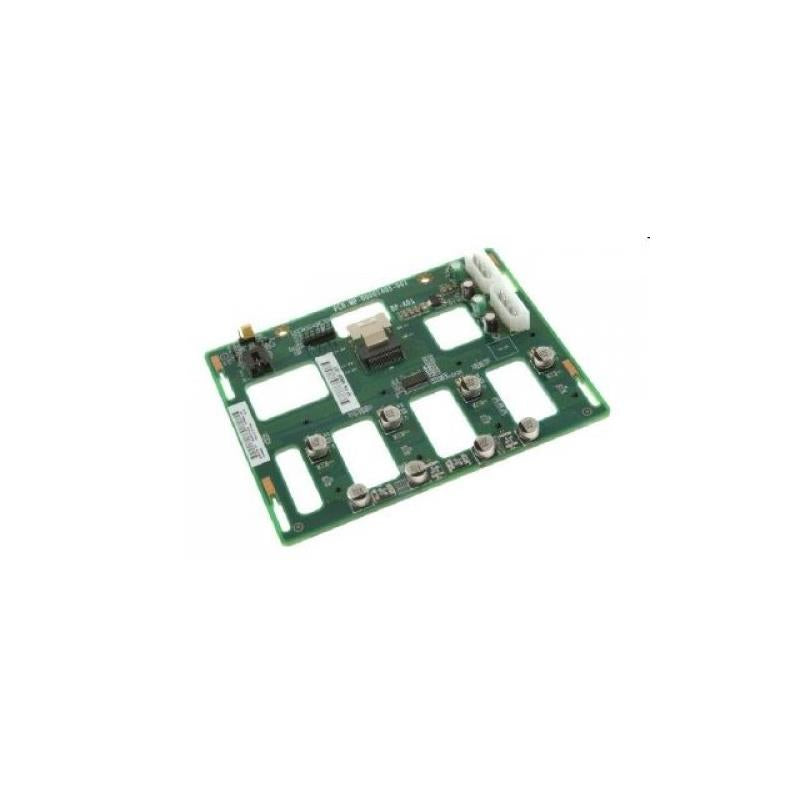 HP 519736-001 Hdd Backplane Board For Proliant Ml150 G6