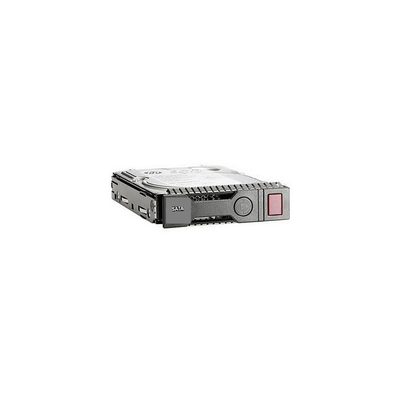 HP 695996-002 3Tb 7200Rpm 3.5Inch 6G Sata Sc Lff Midline Hard Drive With Tray For Gen8 Servers Only