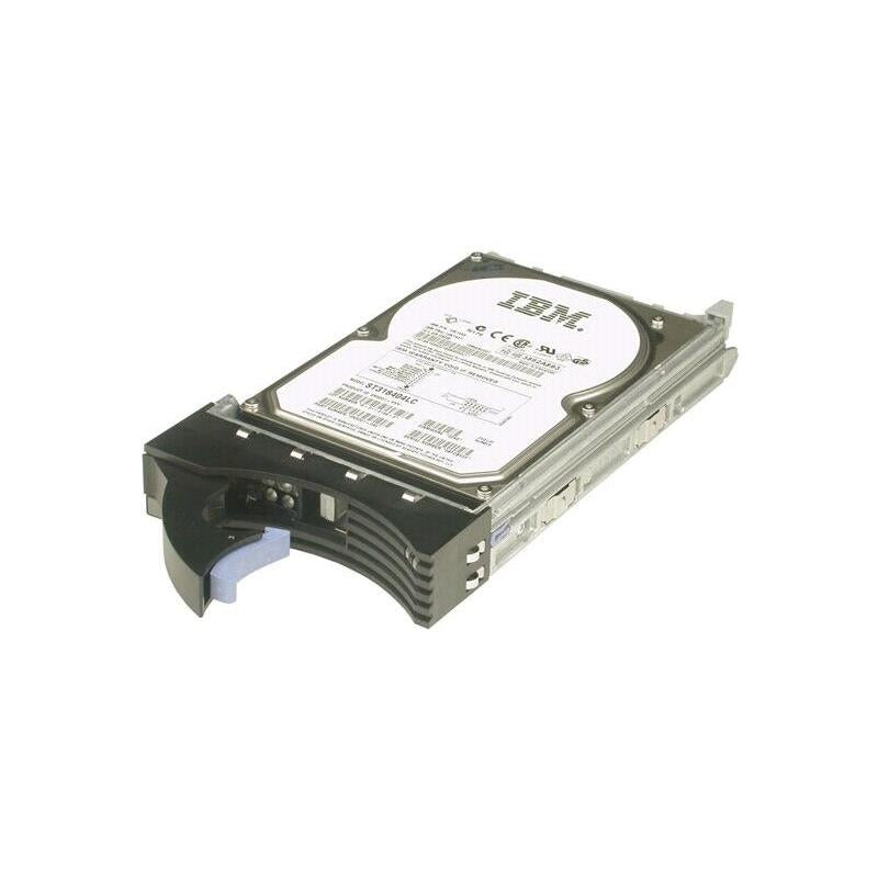 IBM 06P5754  18.2Gb 10000Rpm 80Pin Ultra160 Scsi 3.5Inch Hot Pluggable Hard Drive With Tray-06P5754