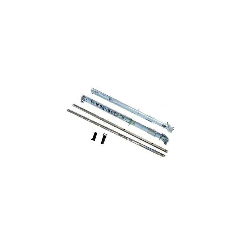 DELL 770-Bbio  2U (4Post) Static Ready Rail Kit For Poweredge R510 R515 R720 Powervault Dl2200 Dx6012Sn Dr4100 Nx3100