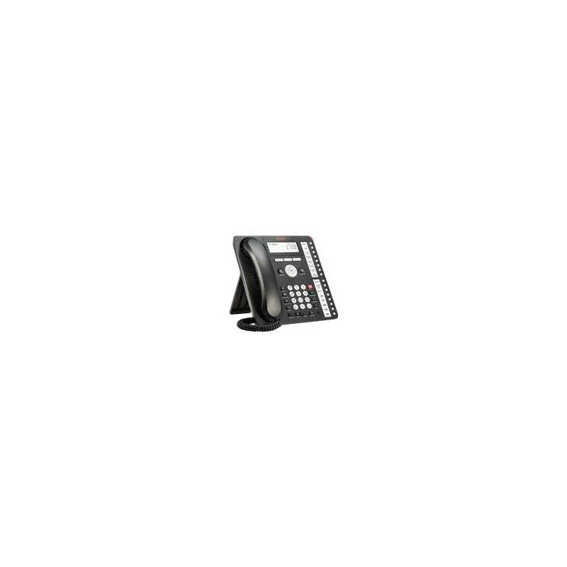 AVAYA 700508194  1416 Digital Deskphone Digital Phone Black
