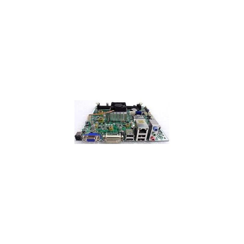 Hp 717072-501 Pavilion Slimline 110, 400224 Greenwood Motherboard W By Amd A