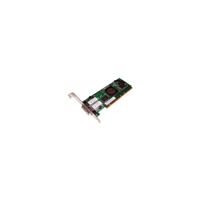 DELL 4U854 2Gb Dual Channel 64Bit 133Mhz Pcix Fibre Channel Host Bus Adapter With Standard Bracket Card Only