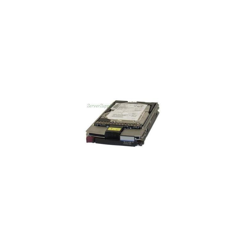 HP BF01863644 18.2Gb 15000Rpm 80Pin Wide Ultra3 Scsi 3.5Inch Hotpluggable Hard Drive With Tray