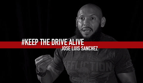 Jose Luis Sanchez - Part III /// KEEP THE DRIVE ALIVE