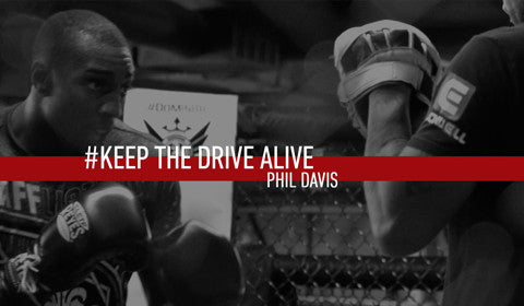 Phil Davis // KEEP THE DRIVE ALIVE