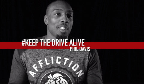 Phil Davis - Part II // KEEP THE DRIVE ALIVE