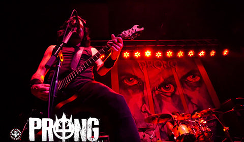 Affliction Metal Night - PRONG