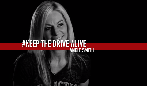 Angie Smith // KEEP THE DRIVE ALIVE