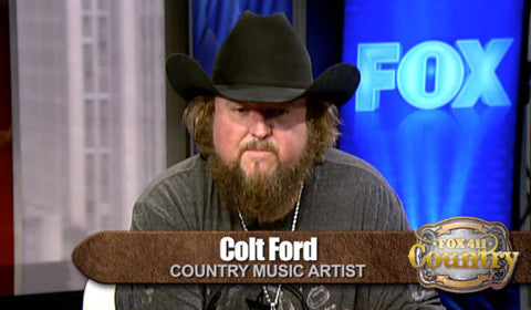 Colt Ford debuts 'Reload' with UFC's Rashad Evans