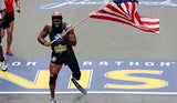 Congrats to Jose Luis Sanchez - Boston Marathon 2017