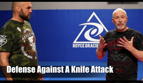 Affliction Tip Tuesday - Knife Attack