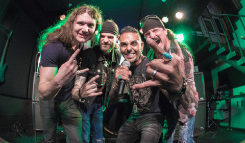 Iced Earth Album Release Party