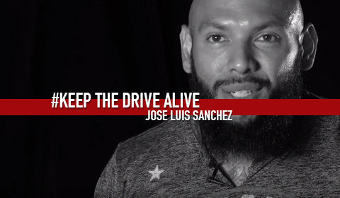 Jose Luis Sanchez - Part II // KEEP THE DRIVE ALIVE
