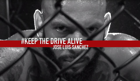 Jose Luis Sanchez // KEEP THE DRIVE ALIVE