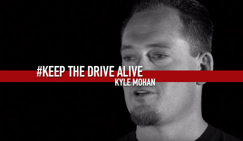 Kyle Mohan - Part II /// KEEP THE DRIVE ALIVE