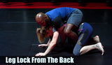 Affliction Tip Tuesday - Leg Lock Transition From The Back